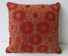 Anatolian  Turkish Rug Pillow Cover  kilim by mothersatelier, $109.00