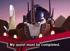 aww transzformátorok racsnis Transformers Prime Optimus Prime TF TV-sorozat gif…