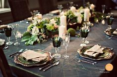 The <b>Wedding</b> Factor - <b>Tablescapes</b>