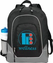 Fina Promos - Promotional Products, Ad Specialties, Marketing Services, Website Design - The Cornerstone Compu-Backpack - SM-7294