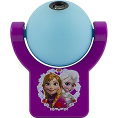 Jasco Projectables® LED Plug-In Night Light Disney® Frozen