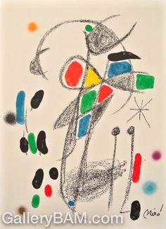 Maravillas 18 - Joan Miro