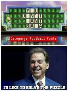 779 Best Alabama pics - Roll Tide images in 2019 College Football Memes, Alabama Football Funny, College Football Rankings, American Football, Uofa Football, Alabama Memes, Alabama Baby, Football Baby, Crimson Tide Football