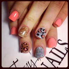 All done by color powder Color Powder, Hot Nails, How To Do Nails, Acrylic Nails, Nail Art, Toe, Beauty, Nail Arts, Acrylics