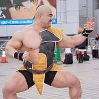 """Noted Muscle Cosplayer Does An Incredible """"Dragon Ball Z"""" Nappa For Comiket                           In recent Comikets, people likebuilder and rugby playerKuro Marioand bodybuilderTaichi Shimizu..."""