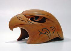 Hokioi • New Zealand Eagle by Todd Couper, Māori artist (K91201)
