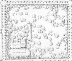 Olmstead's Original Plan for Louisville's Central Park