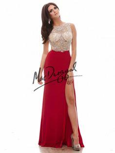 40380A | Mac Duggal Prom dress 2015 Kathryn's Bridal