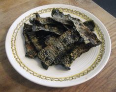 Afternoon Crack: Nori Never Tasted So Good