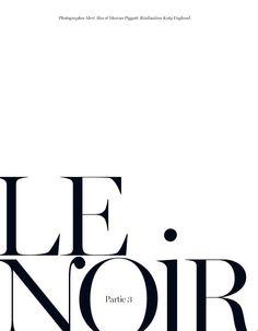 #typography #layout #design