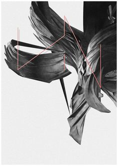 Icarus by David Hughes, via Behance