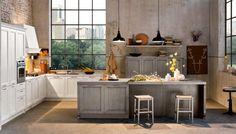 Antibes, cucine provenzali, cucine moderne, cucine su misura - Newformsdesign - Cucine, cucine su misura, cucine moderne, cucine classiche | Newformsdesign