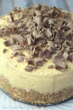 Pumpkin Cheesecake {Instant Pot Recipe}