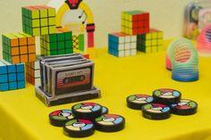Idéias festa anos 80