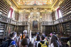"""«A Universidade de Coimbra é símbolo de uma """"cultura que teve impacto na humanidade""""»"""