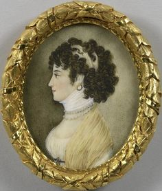 Sophia, Countess of Mensdorff-Pouilly, early 19th century German School