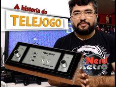 TELE JOGO A HISTÓRIA DO  PRIMEIRO VÍDEO GAME DO BRASIL - NERD RETRÔ