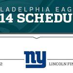2014 Schedule: Wk6 Giants (boo)