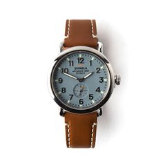 A Detroit-made watch that's giving new meaning to the term American-made.
