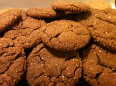 Make and share this Soft Molasses Cookies recipe from Food.com.
