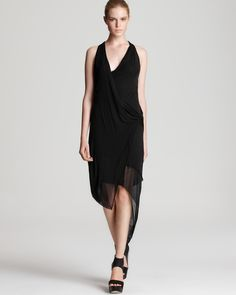 helmut lang -I love and own this dress
