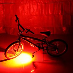 Bike Brightz Red now featured on Fab.