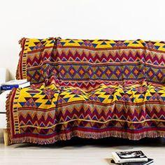 Como transformar seu sofá gastando pouco