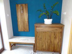 orechova zostava komoda+vešiakovy panel