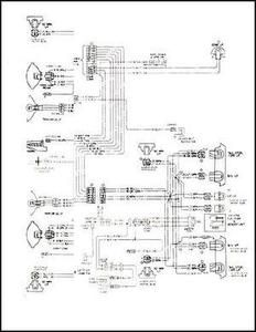 1977 Chevy Trucks on trailer tail light wiring diagram