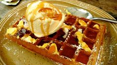 Waffles - The Waffle House - St Albans