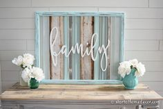 Custom, Quality, Handmade, Rustic Wood Signs, Sign Blanks, and Decor for Your Home, Wedding, or Business - http://www.myrusticsigns.com/signs