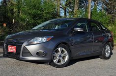 2013 Ford Focus #FordFocus #UsedCars #Sedan