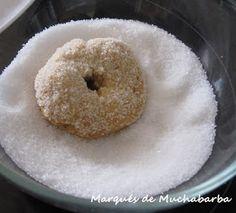 las recetas del marqués de muchabarba: ROSQUILLAS DE ANÍS