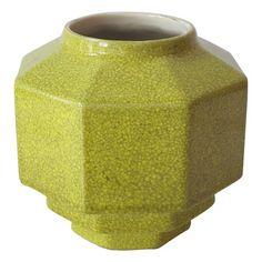 Art Deco Boch Keramis Pottery Vase