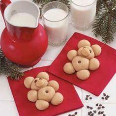How To Make Peanut Butter Teddies Recipe
