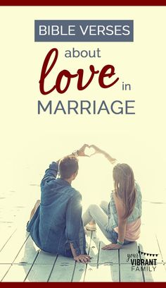 Looking for Bible verses about love in marriage? Believe it or not, there are many romantic Bible verses. I discovered this truth seventeen years ago when my husband and I were looking for wedding Bible verses about love. Since our wedding day, the Bible has proven to be an incredible source of wisdom for our marriage. #bibleverses #bibleversesaboutlove #bibleverseslove #bibleverse