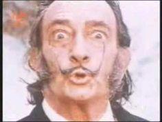Salón del chocolate. Anuncio de Dalí. Chocolate.