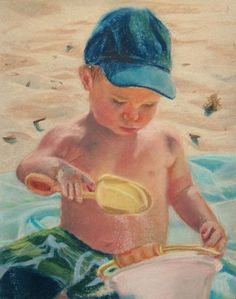 Pouring Sand Painting by Lisa Pope - Pouring Sand Fine Art Prints and Posters for Sale