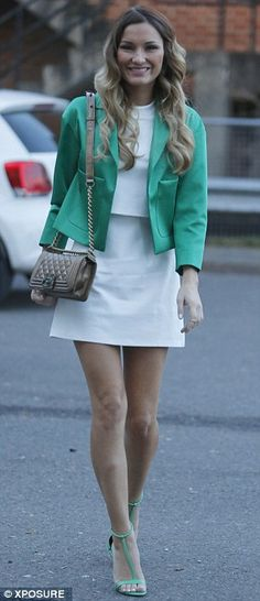 Sam Faiers Filming TOWIE