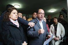 Valiliğin kararı protesto edildi