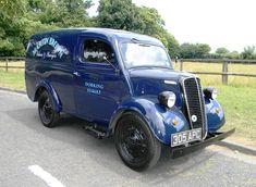 1956 Ford Thames van