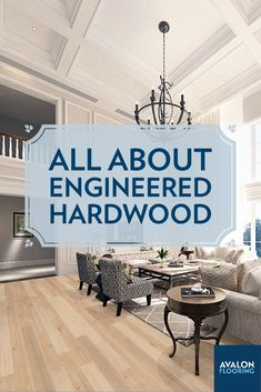 There are many flooring options out there, but nothing beats the warmth and charm of a wooden floor. It has a long tradition of luxury and a timeless beauty. If you're thinking about buying one but are put off by the potential wear and tear and high maintenance, another option to consider is engineered hardwood flooring.