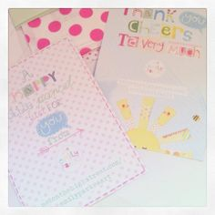Beautiful cards designed by Emily Parkes Art and printed by us.