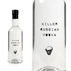 Killer Russian Vodka. can't find online, would love to have it though!