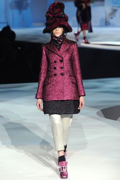 Everything that glitters is not always gold. The Fourteen Biggest Trends From the Fall 2012 Runways -- The Cut