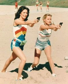 ~Charlie's Angels ~*I remember this one....loved the hair and clothes!!