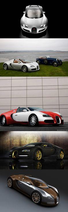 bugatti veyron in carbon fiber