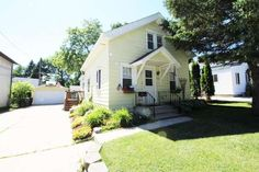 **SOLD** 5743 S Swift Ave, Cudahy, WI; $135,000, MLS#1482763. Gorgeous 3BED home w/ amazing updated! Min away from dog/public parks, lakefront&schools. Offers hardwood floors, Sun-RM, porch, fenced in yard, KIT opens to Formal Dine RM, updated BA w/ ceramic tiled shower, washer/dryer hookups in main BA(easy conversion), vinyl windows throughout for easy maintenance, Roughed in Full BA in basement w/ toilet & vanity; New Appliances, hot water heater & furnace(2013) Home Warranty included!