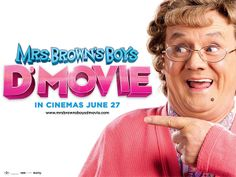 Mrs Brown's Boys D'Movie first trailer (exclusive) - Yahoo Movies UK