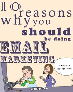 Email marketing is a growing industry and it's growing for one reason, because it works. This is a run through of some of the reasons why you really should be doing email marketing. Marketing Digital, Email Marketing, Social Media Marketing, Media Specialist, Bettering Myself, Computer Programming, Target Audience, Social Media Content, Love My Job